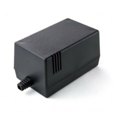 KE16-B PSU Power Supply Project Box Transformer Case Vented Enclosure, Black, 114 x 70 x 63MM