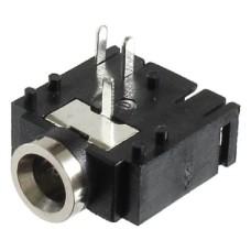 JS51 Mono Jack Socket Audio Connector, 3.5MM