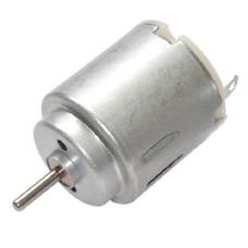 MR02 Miniature Brushed DC Electric Motor, Rated Voltage - 3V DC