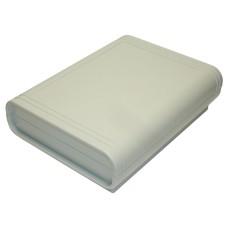 KE91J Plastic Project Box, Light Grey, 130 x 100 x 36MM