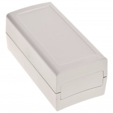 KE99-G Enclosure with removable End Panels, Light Grey, 120.8 x 60.7 x 51.5MM