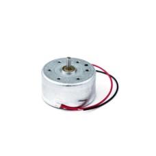 SM01 Miniature Low Inertia Solar Motor Clockwise, 2.0V 1540RPM
