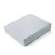 KE28-G Desktop Case, Light Grey, 143.0 x 119.0 x 32.0 MM
