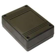 KE80-B Project Plastic Case, Circuit Edge, Black, 119.0 x 90.0 x 38.0MM