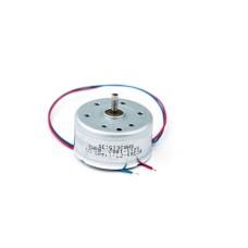 SM02 Miniature Low Inertia Solar Motor Clockwise, 2.0V 1760RPM